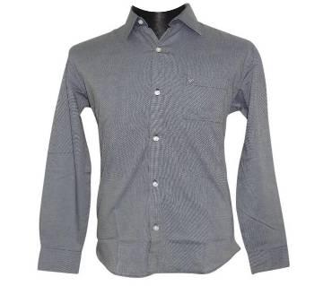 Black Birdseye Shirt