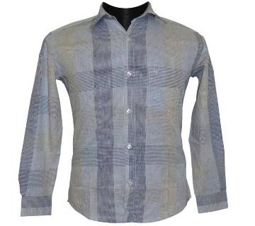 Two Color Checkered Shirt