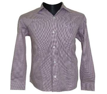 Red Houndstooth Shirt