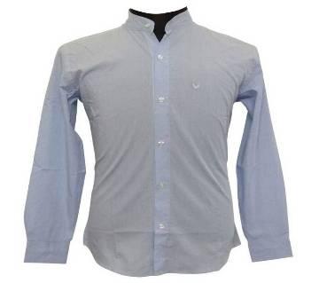 Blue Double Line Shirt