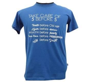Sapphire Basic T-Shirt