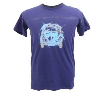 Royal Blue Stitch T-Shirt