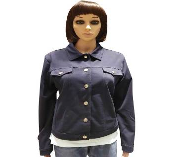 Navy Blue Ladies Jacket