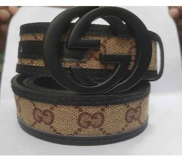artificial casual leather belt for men