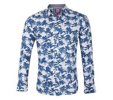 Mens Long sleeve Slim Fit Cotton Shirts