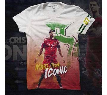 CR7 printed t shirt for men