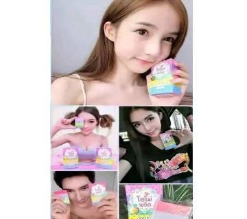 Omo White Plus Soap Mix Color 100g - Thailand