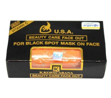U.S.A Beauty Care Face Out for Black Spot Mask On Face - Thailand
