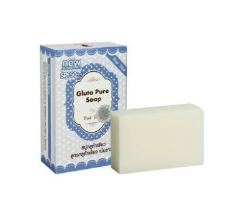 Gluta Pure Soap 100gm - Thailand