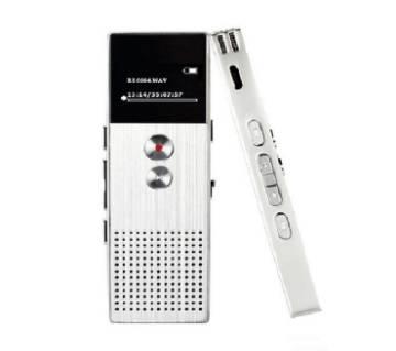 ডিজিটাল ভয়েস রেকর্ডার MP3 Music Player 8GB
