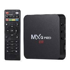 MXQ 4K স্মার্ট টিভি বক্স