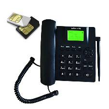 Dual Sim Supported Land Phone Set
