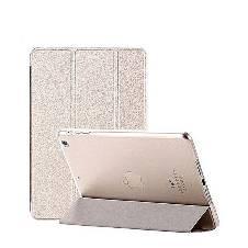 Smart Leather Case Flip Cover for ipad Mini 3 - Golden