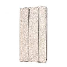 Smart Leather Case Flip Cover for iPad Mini / Mini 2 - Golden