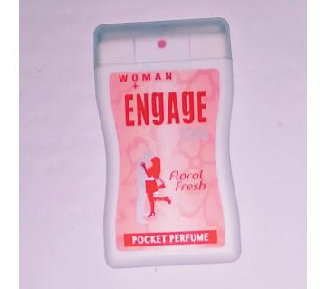 Engage On Floral Fresh Woman Pocket Perfume (India)