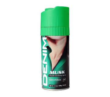 Denim body spray Musk (Italy)
