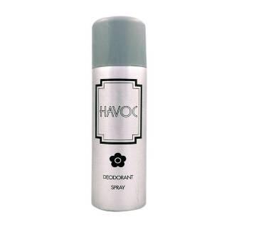 Havoc Body spray silver (France)