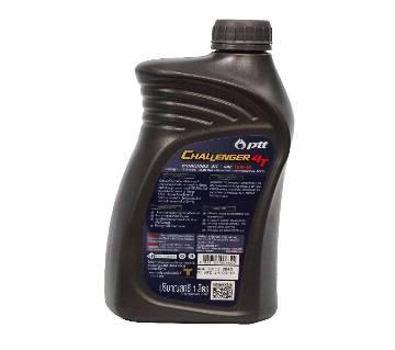 PTT Challenger 10W 40 4T Synthetic technology motor oil - 1L