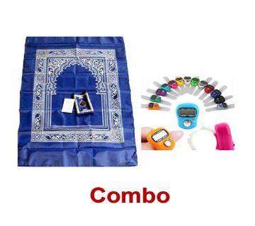 Pocket Jaynamaj & Digital Tasbi and Tally Counter (COMBO)