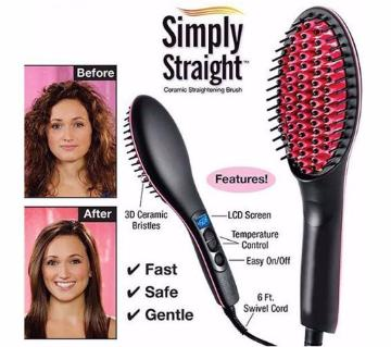 Simply Straight Hair straightener (comb)