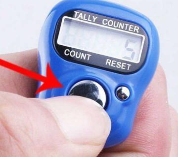 digital tazbee (tally counter