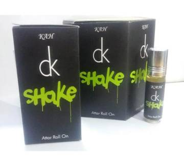 CK Shake Concentrated Perfume (Attor) (6ml) - 6 pcs Combo