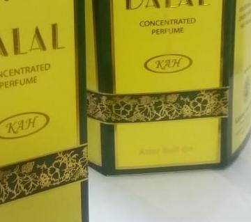 Dalal Concentrated Perfume (Attor) (6ml) - 6 pcs Combo