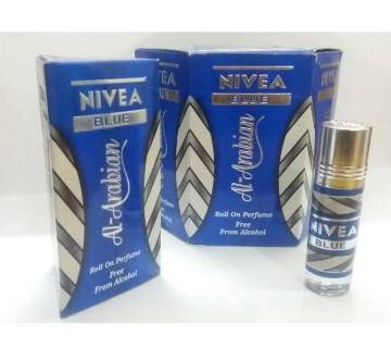 Nivea Blue Concentrated Perfume (Attor) (6ml)