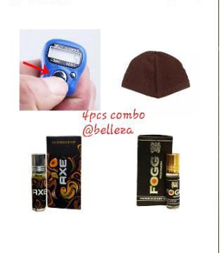 4pcs Combo