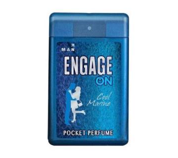 Engage On (pocket perfume men) - India