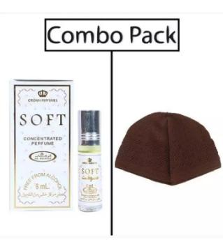 Soft attar 6ml-france +Tupi combo offer