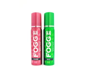 Fogg Combo (carm & nice) Gents Body Spray Bangladesh - 9129161