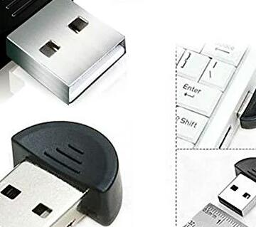 Bluetooth 2.0 USB Dongle Adapter for pc and laptop