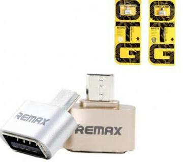 Remax মাইক্রো USB OTG কনভার্টার