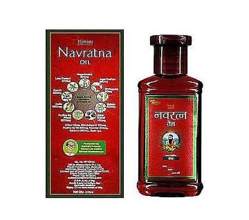 Himani Navaratna হেয়ার অয়েল ফর উইমেন - 200ml (India)
