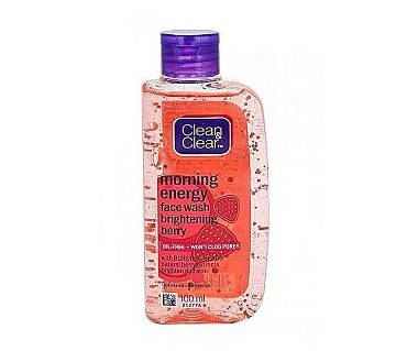 Clean & Clear Morning Energy Face Wash - 100ml (India)