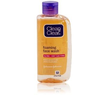 Clean & Clear Foaming Face wash (Original Product)