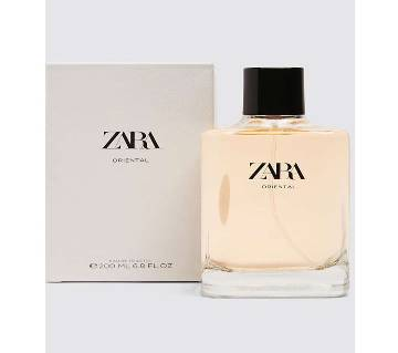ZARA ORIENTAL EAU DE TOILETTE FOR WOMAN 200ML-Spain