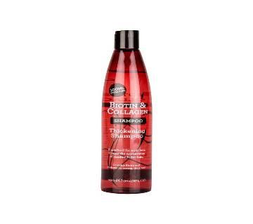 Biotin & Collagen Hair Thickening Balancing Shampoo Hair Fall Solution 400ml - USA Original