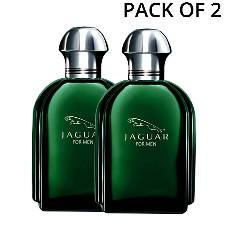 Jaguar Pack of 2 Eau De Toilette perfume for Men 200ml - UK Original