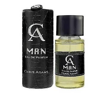 Chris Adams CA Eau De Parfum for Men 100ml - France