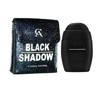 Chris Adams Black Shadow Eau De Parfum for Men 100ml - France
