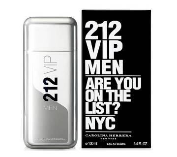 Carolina Herrera 212 Vip Perfume For Men 50ml - USA