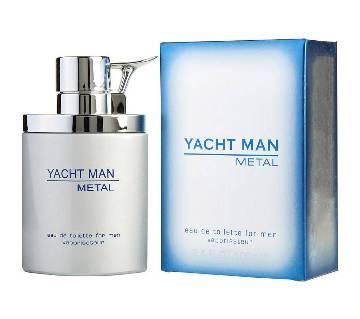 Yacht Metal Eau De Toilette for Men 100ml - France