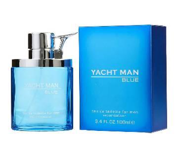 Yacht Blue Eau De Toilette for Men 100ml - USA