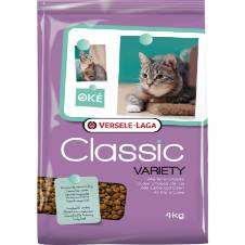 Cat food (Classic Variety) 4 Kg