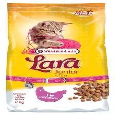 Cat food (Lara Junior) - 2kg