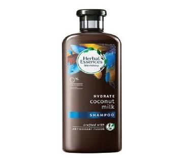 Herbal Essences Bio-Renew Coconut Milk Shampoo 400ml France