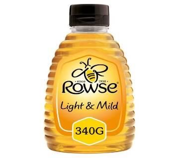 Rowse Light & মিল্ড স্কুয়েজী হানী 340g UK