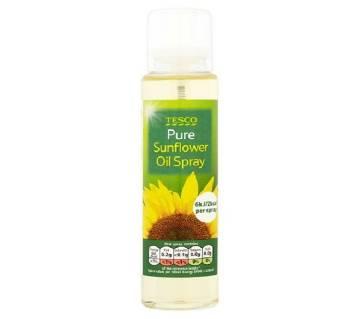Tesco Sunflower Oil Spray 200Ml UK
